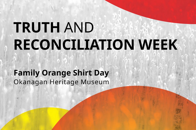 Family Orange Shirt Day