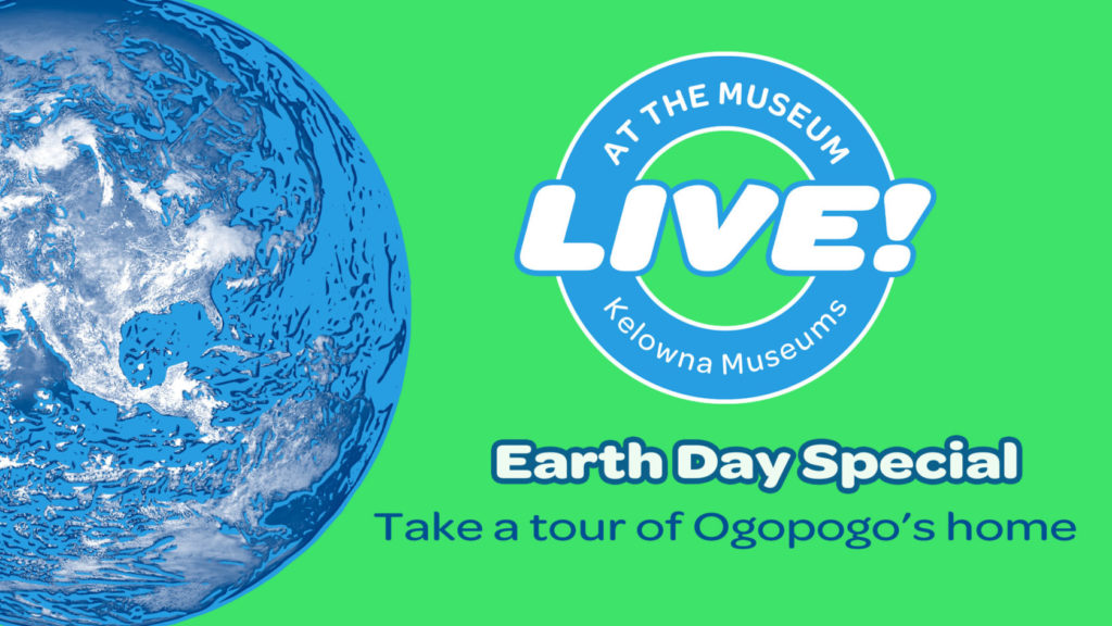 Instagram Live at the Museum - Earth Day 2020