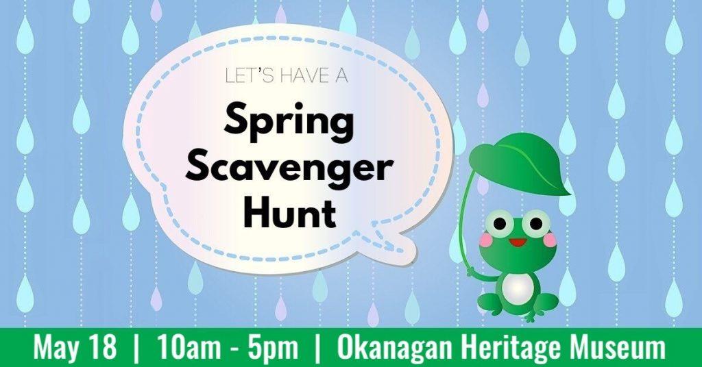 IMD 1024x536 International Museum Day: Spring Scavenger Hunt