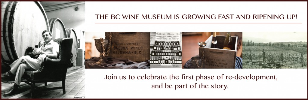 KM WineMuseumOpening WebBanner 1024x333 BC Wine Museum Re Opening Celebration
