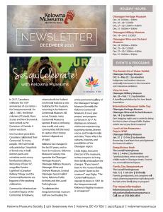 KMS newsletter Dec 2016 230x300 Links & Resources