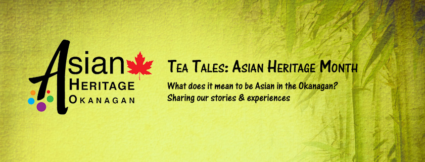Kelowna Museums Tea Tales Asian Heritage Month