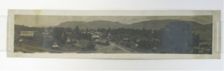 Kelowna Museums conservation services panorama photo after Ursula Surtees Regional Conservation Laboratory