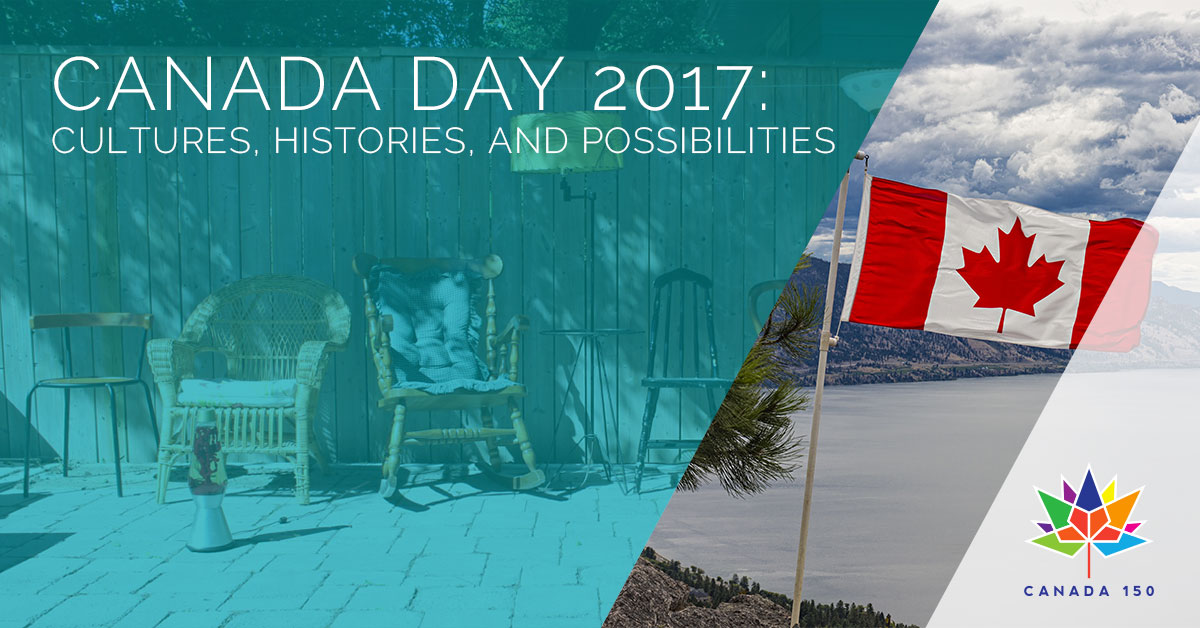 KelownaMuseums Quite Stories July 1 2017 v2 Canada Day 2017:  Cultures, Histories, and Possibilities