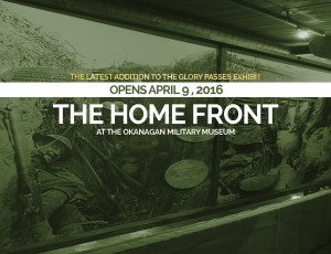 The Home Front - Okanagan Military Museum