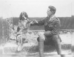 Kelowna Museums - Lunch at the Museums - Pets in WWI