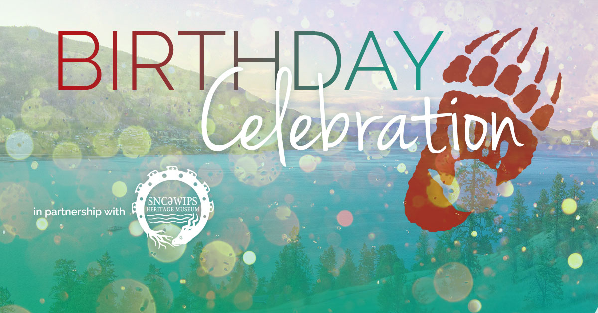 KelownaMuseums BirthdayCelebration Website EventSlider 1 Kelowna Museums Birthday Bash
