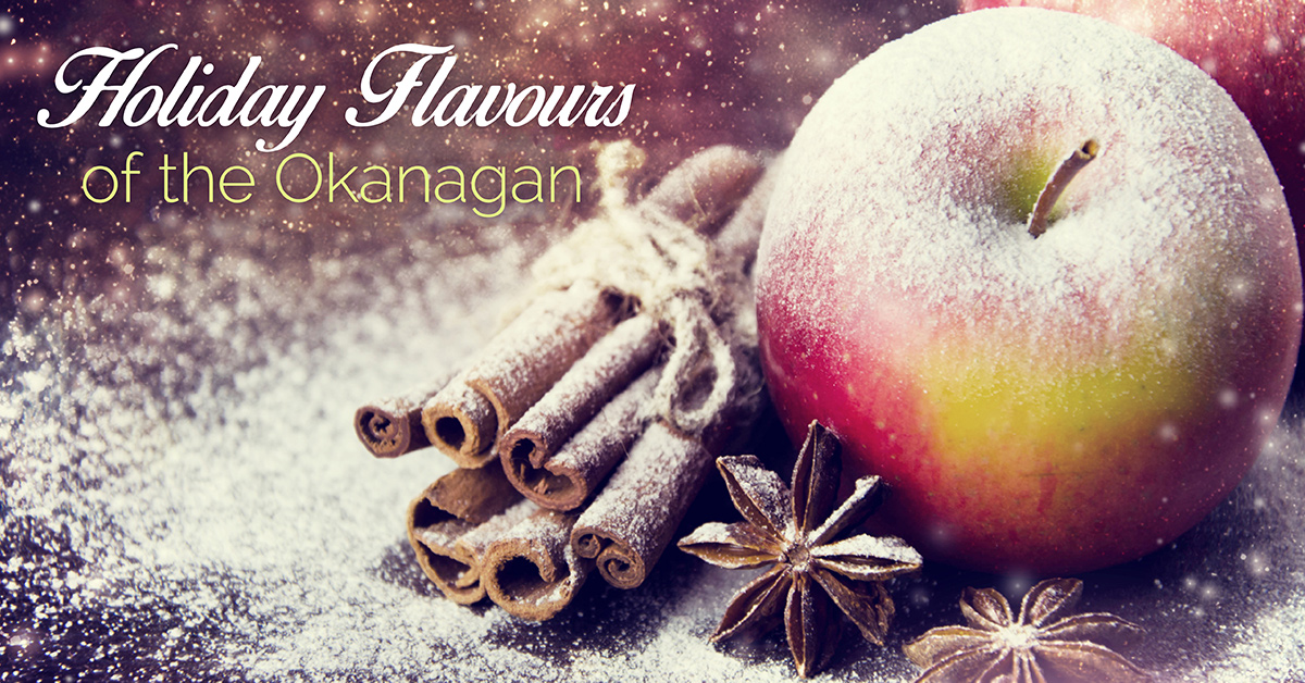 KelownaMuseums HolidayFlavoursOfTheOkanagan InternalEvent ImgFacebook 1 Holiday Flavours of the Okanagan