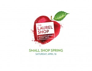 Small Shop Saturday at the Laurel Shop