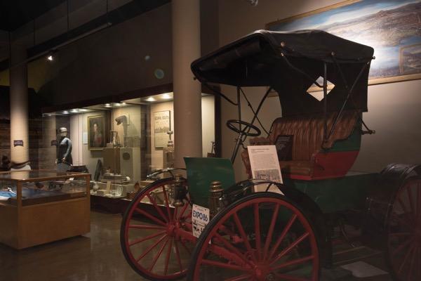 Okanagan Heritage Museum Okanagan history exhibit 2 Explore the Changes