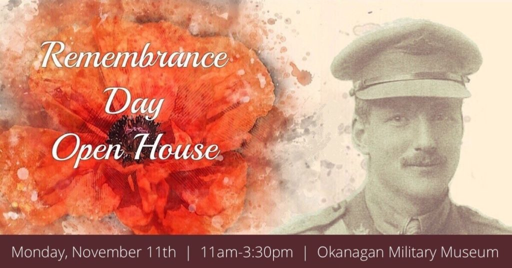 RemembranceDay2019 1200x628 1024x536 Remembrance Day Open House
