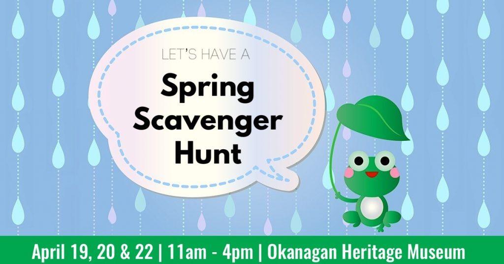 SpringHunt 1200x628 1024x536 Spring Scavenger Hunt