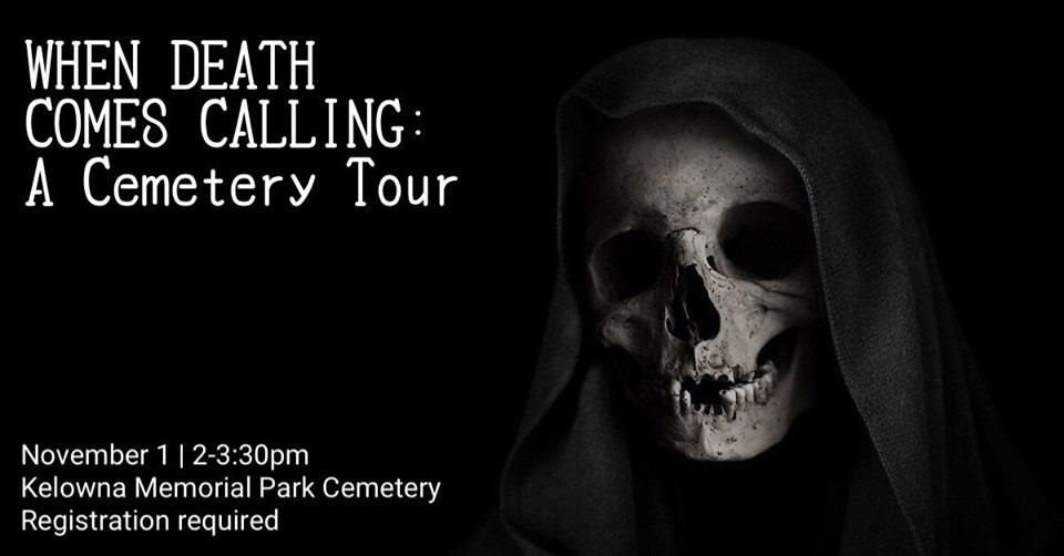WDCC 2pm A Cemetery Tour: When Death Comes Calling